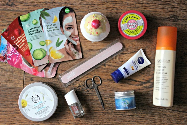 Image result for pamper routine