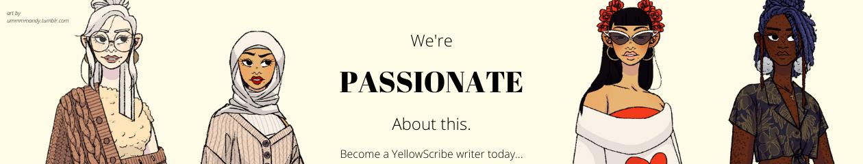 Yellow Scribe Ltd.